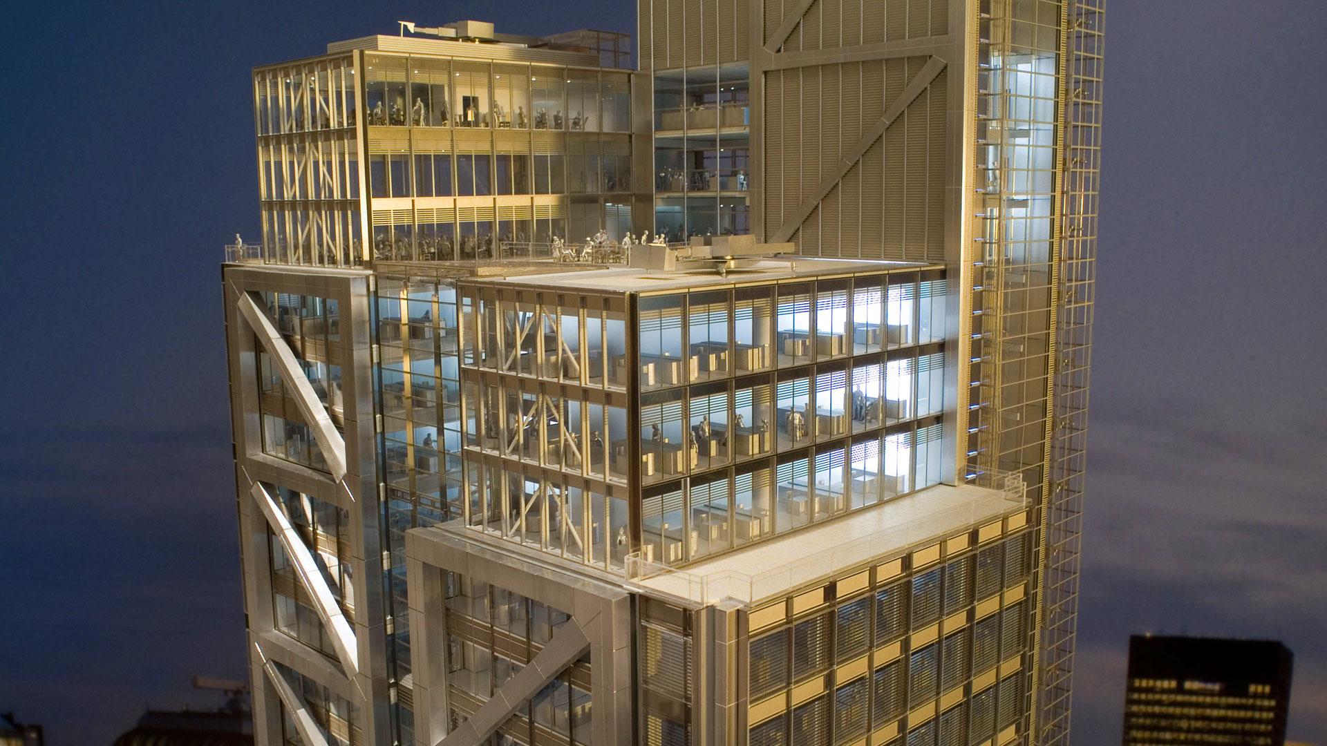 Building Architectural Models kandor architectural models, model makers in london, uk   home